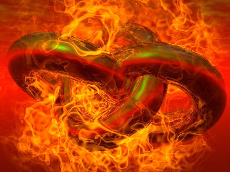 Ники связанные с огнём